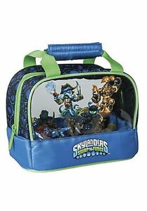 Skylanders Swap Force See thru Carrier Holds upto 10 figures