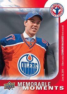 CONNOR McDAVID - National Hockey Card Day Canada - card # CAN 16