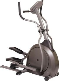 Vision Fitness eliptical Cross Trainer X1500 cost £699