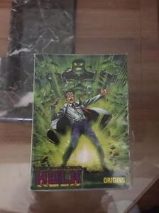 The Incredible Hulk Trading Cards