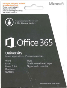Office 365 for Mac and PC
