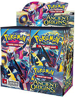 Pokemon XY Ancient Origins Booster Packs & Boxes