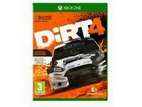 Dirt4 Xbox - New