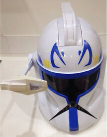 Star Wars captain Rex electronic helmet