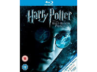 Harry potter blu-ray swap ; chamber of secrets wanted