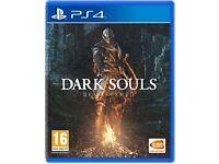 dark souls remastered ps 4