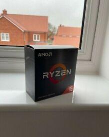 AMD Ryzen 5600X CPU - UNUSED