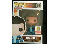 Castiel French Mistake Pop Vinyl Comic Con Exclusive