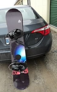 Fireply Eclipse Snow Board