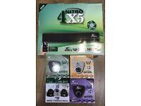 OYN-X CCTV CAMERA KIT , 4 X 2.4MP, 1080P, 1000TVL 5 IN 1 P2P DVR