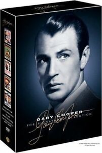 DVD GARY COOPER THE SIGNATURE COLLECTION FRENCH AND ENGLISH