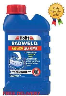 Holts Radweld Car Radiator & Hose Stop Leak Repair Additive Anti Corrosion 250ml