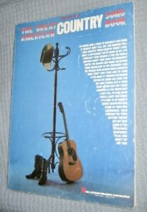 """Country Music/ Latin American music books """"classic country"""""""