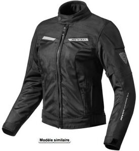 Revitt ensemble de moto en filet pour femme