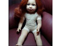 Soft body doll