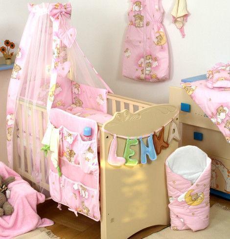 Baby Cot Bedding Set Ebay