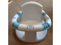 Baby bath seat - suitable for infant who can sit up
