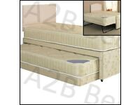 Rome Complete Divan Guest Bed = £199 + FREE DELIVERY!