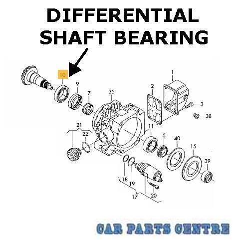 VW Diff: Car Parts   eBay