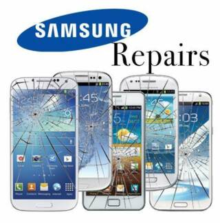 Samsung Galaxy S3 S4 S5 S6 S7 Note 1,2,3,4 screen Repair Perth