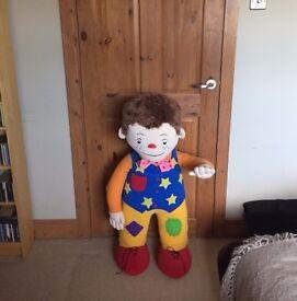 Giant Mr Tumble Plush Toy
