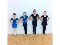 Ballet Classes on Shirley High Street