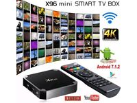 TV CHANNEL BOX