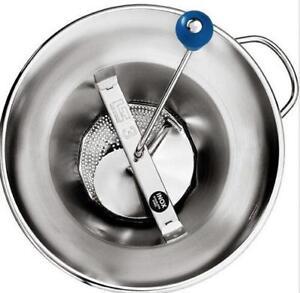Food Mill Tomato Strainer Crusher Tinned Steel Diameter kitNO.239082