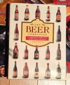 Beer Companion book for sale