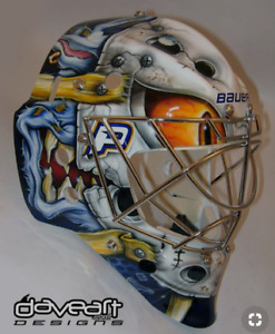 Bauer Goalie Mask