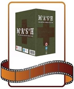 ❏ MASH Series 1 - 11 Complete DVD Box Set M*A*S*H Collection Seasons ❏