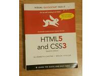 HTML5 and CSS3 Guide