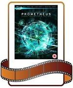 Prometheus 3D Blu Ray
