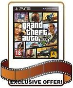 Grand Theft Auto PS3