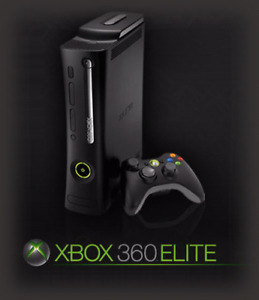 Xbox 360 Elite bundle.