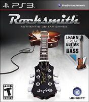 Rocksmith - Guitar and Bass version