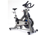 BodyMax Turbo HDI spin bike. Been well serviced and in good working condition. Comes with console.