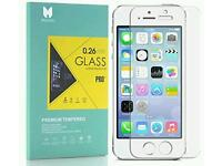 Tempered Glass Screen Protector for iPhone 5/5c/5s/SE