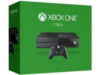 XBOXONE - 1TB - NEW - ALL ACCESSORIES - BOXED - NEVER USED - 5 GAMES - £220*