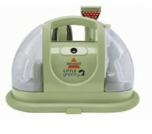Little Green Machine carpet cleaner