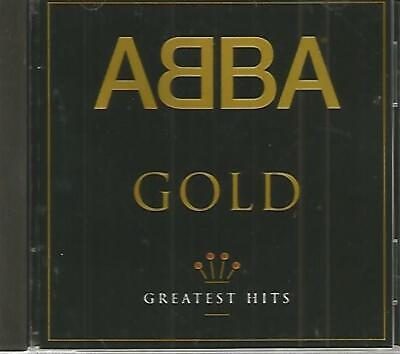 ABBA - Gold: Greatest Hits - CD - 19 Tracks - Very Good Plus - Club Issue