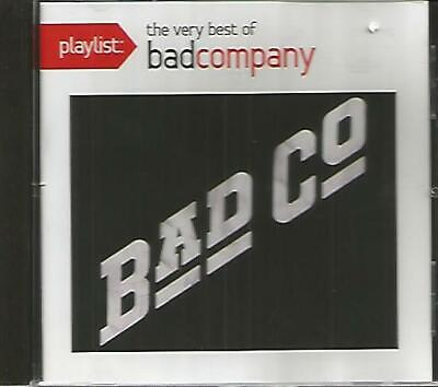 BAD COMPANY The Very Best Of Bad Company - CD - Very Good Plus - Their Hits