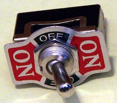 Kn3c-103 Toggle Switch Pack Of 1 Spdt Onoffon 20 Amp K103-1