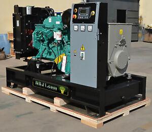Diesel generator  off grid  urethane