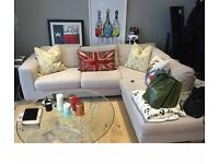 John Lewis Corner Sofa L Shaped Felix Chaise End