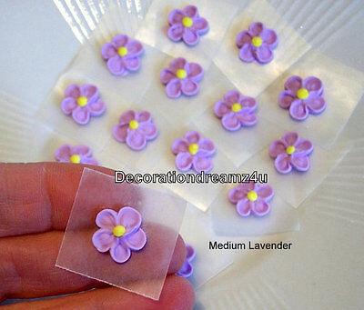 Edible Sugar Flowers - 12 - 1/2