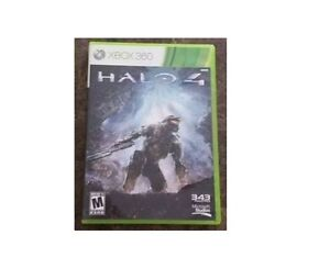 HALO 4 Mint condition !!