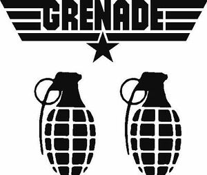 Grenade Snowboard Stickers Ebay