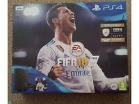 PlayStation 4 fifa 18 500 GB