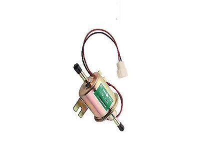 New Gas Diesel Inline Low Pressure Electric Fuel Pump 12V HEP02A HEP-02A